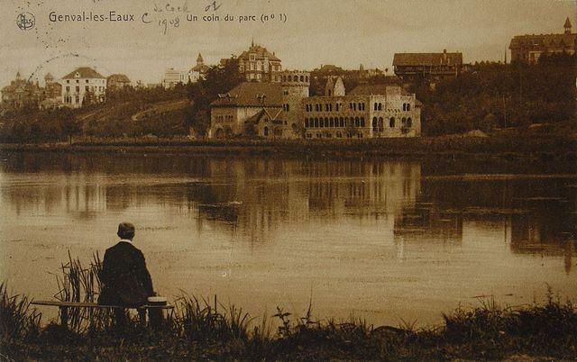 Château du Lac Collection Philippe Godin