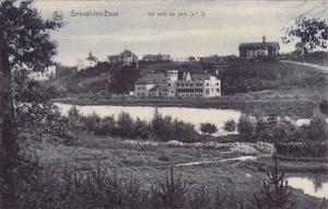 3.2 Un coin du parc Genval-les-Eaux