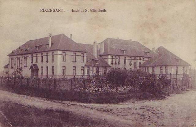 1 Institut Médico-Pédagogique Sainte-Elisabeth ca 1914