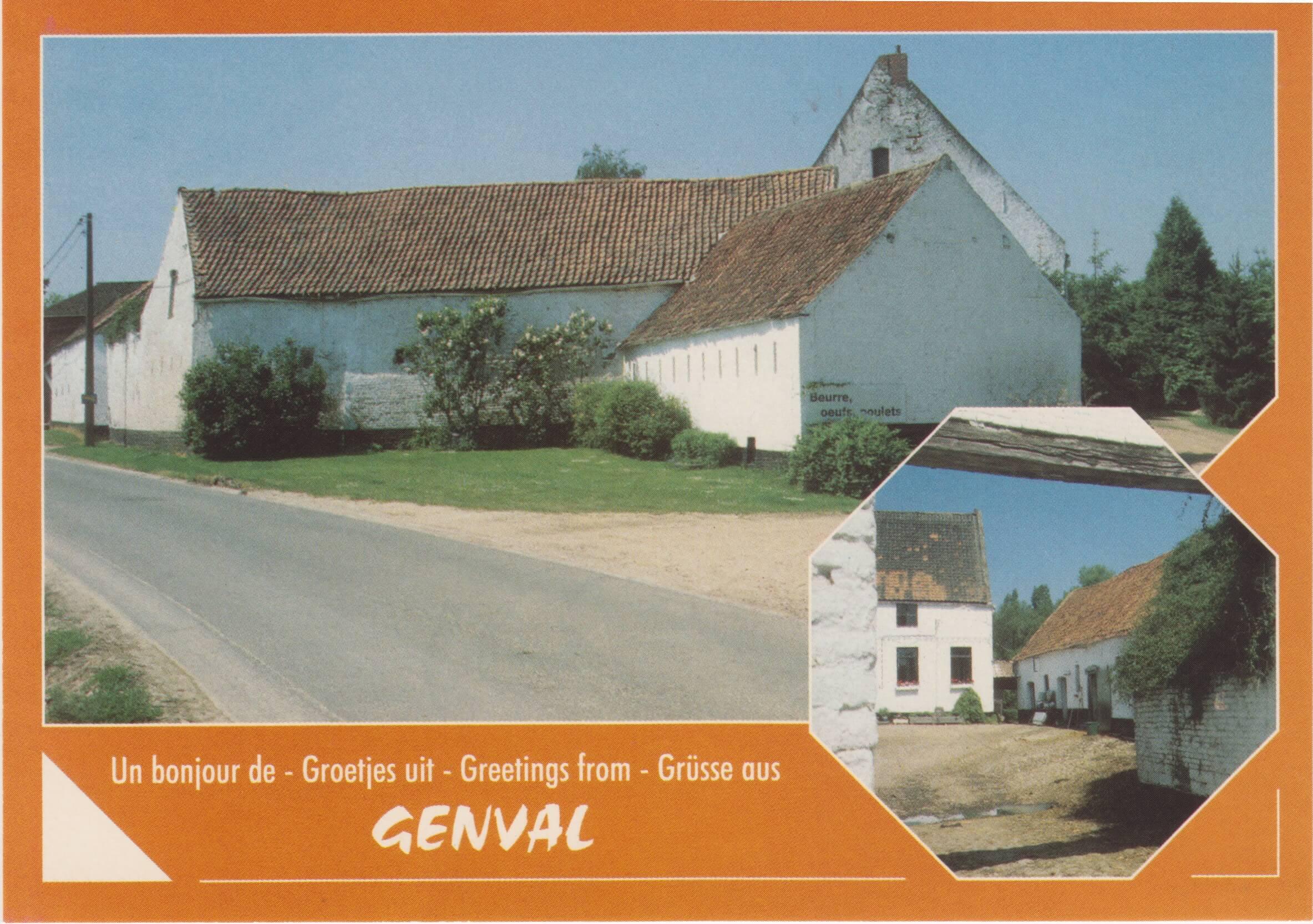 11 Un bonjour de Genval ferme Librairie 'L'Entrée Livre' à Genval c Imelda De Thaey