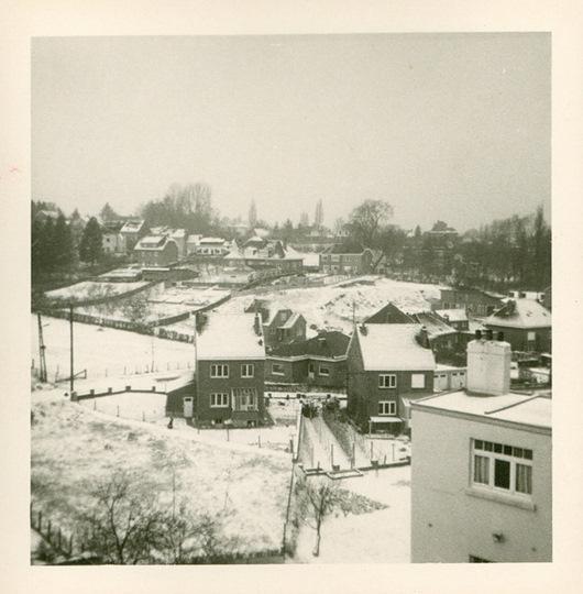 Froidmont hiver 1963 © Jean-Claude Renier 2