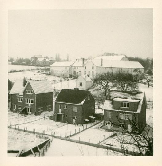 Froidmont hiver 1963 © Jean-Claude Renier