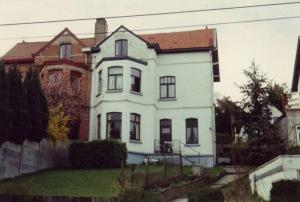Rue de La Hulpe Rosières 1992-1995 © Hommes et Patrimoine