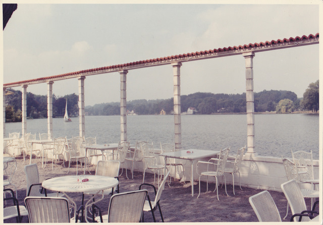 Restaurant La Lagune 1968 Collection Gilbert Nauwelaers