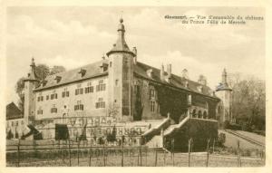 rixensart,château de rixensart,merode