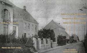 B Rue du Chène vers 1920 Collection Cercle d'Histoire de Rixensart.jpg