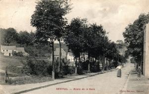 244. Route de la Gare à Genval Collection Philippe Godin.jpg