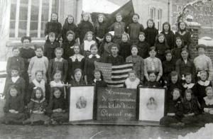 genval,écoles,première guerre mondiale