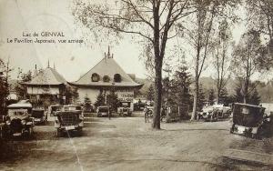 genval,lac de genval,la lagune,horeca,le pavillon japonnais