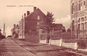 rixensart,ecoles,ligne vicinale,maison jacquet
