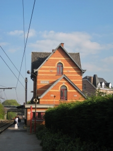 genval,gare de genval,29013,locomotive à vapeur