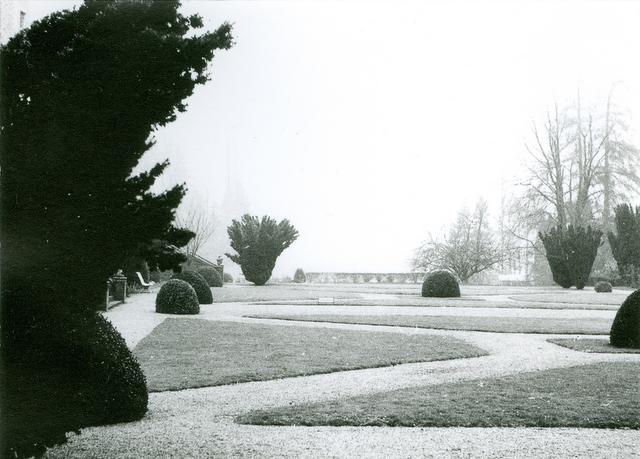 Château de Rixensart 23 mars 1974 © Jean-Claude Renier