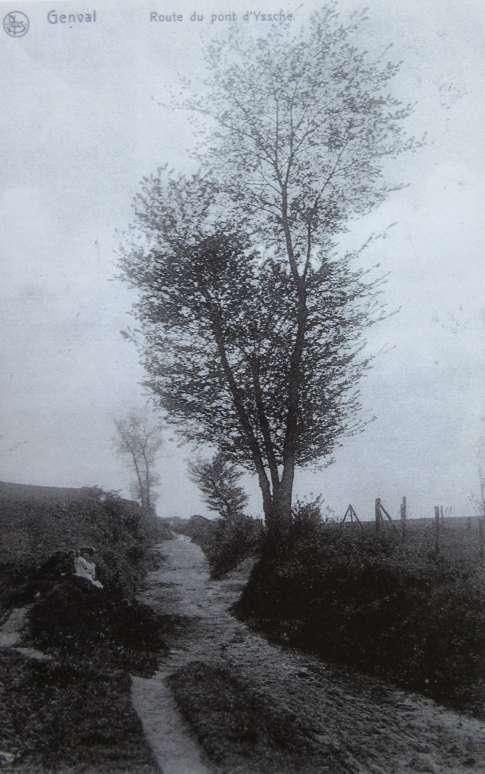 Rue de la Tasnière 1909 c CHR