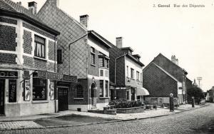 genval,rue des déportés