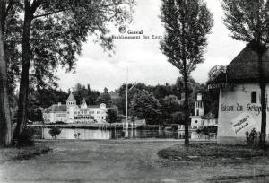 genval,château du lac,lac de genval,tour marlborough