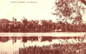 genval,lac de genval