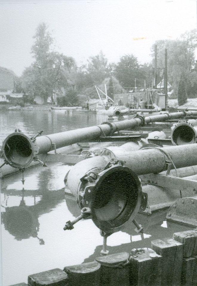 496. Curetage du lac de Genval 19740707 © Jean-Claude Renier-2