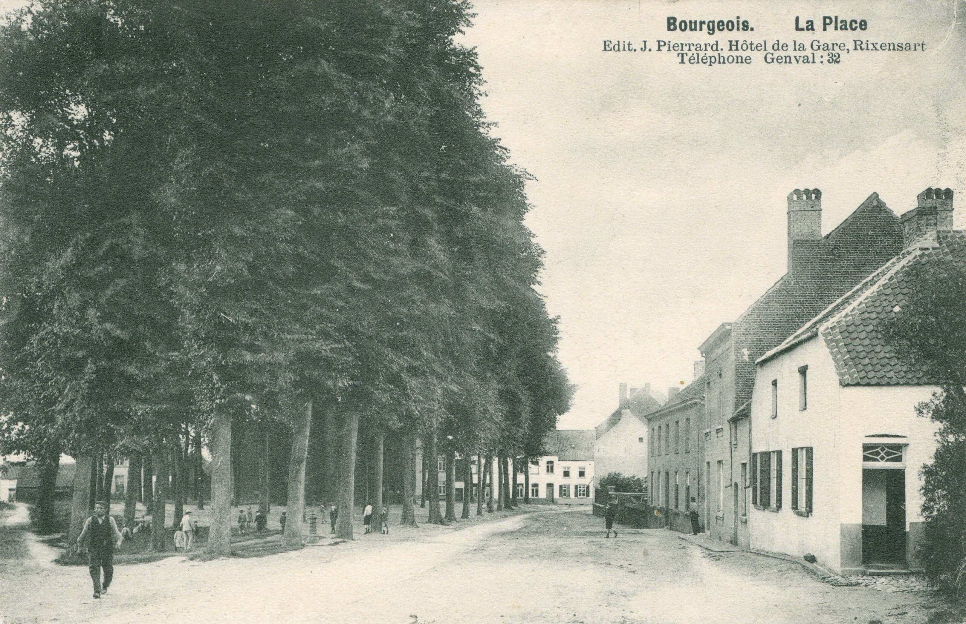 501. La Place à Bourgeois Rixensart © JCR