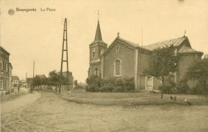 rixensart,bourgeois,place cardinal mercier,églises,saint françois-xavier