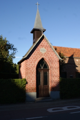 genval,rue de la bruyère,chapelle notre-dame-de-lourdes