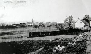 Panorama (vue depuis l'avenue Gevaert) Collection Cercle d'Histoire de Rixensart (15).jpg