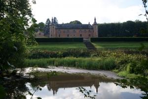 rixensart,château de rixensart,étangs,drève des étangs,sentier 64,merode