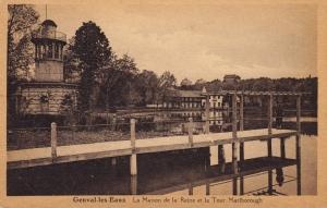 genval,lac de genval,maison du seigneur,maison de la reine,tour marlborough