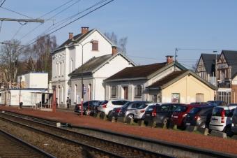 rixensart,gare de rixensart,ligne 161