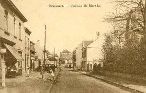 rixensart,avenue de merode