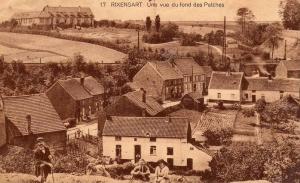 rixensart,chemin de fer,rochemur,villa roger de grimberghe,fond du patch