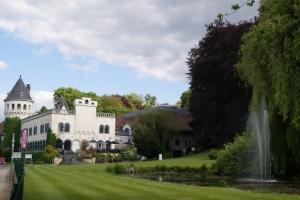 genval,château du lac,salle argentine