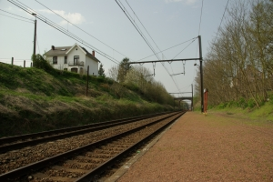 rixensart,ligne 161,train,rue de la gare,alphonse collin,pont boisacq