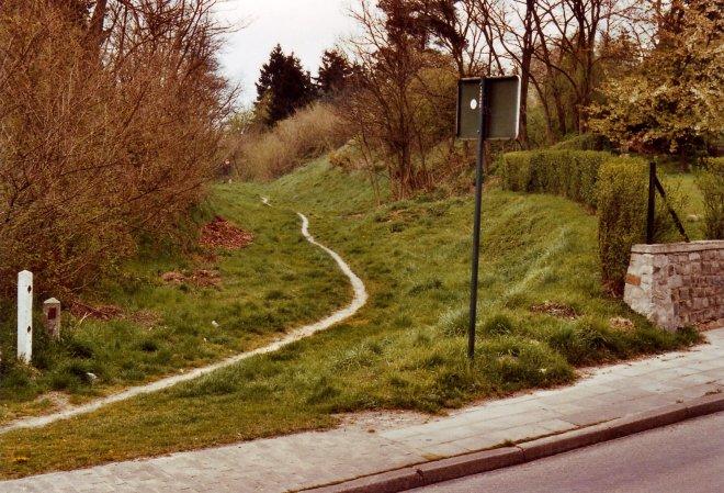 130107. Voie du Tram 19890414 © Jean-Claude Renier-20