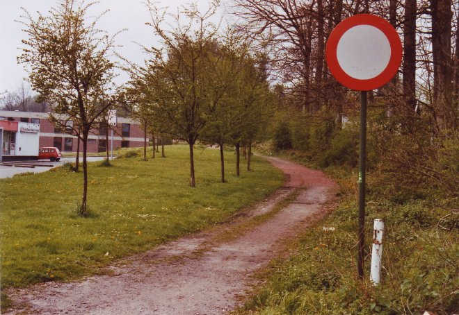 719. Voie du Tram 19890414 © Jean-Claude Renier.1963 © Jean-Claude Renier-3