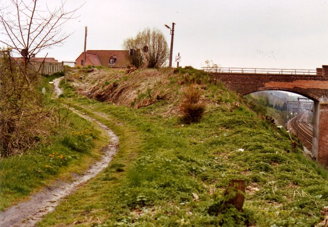 746. Voie du Tram 19890414 © Jean-Claude Renier