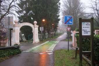 867B. Chemin de la Voie du Tram 12.2009 © Monique D'haeyere