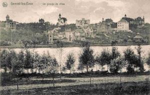 1005. Un groupe de villas (Lac de Genval) 1908 c Francis Broche.jpg