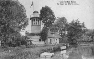 genval,lac de genval,tour marlborough,laiterie
