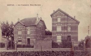 855. Les Pommiers Villa Henriette Avenue Gevaert 136 et 138 c Francis Broche.jpg
