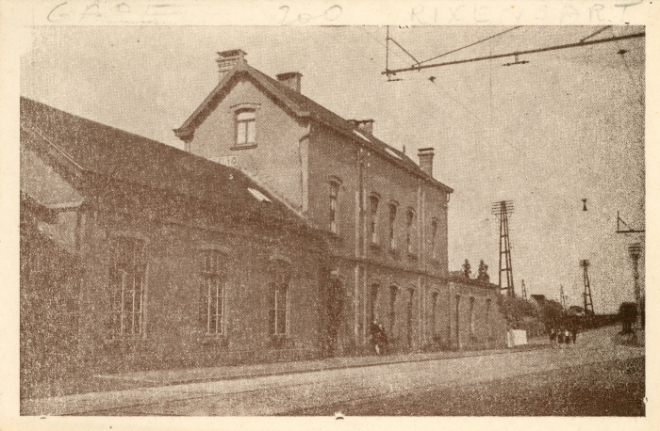 rixensart,gare de rixensart,gares,station