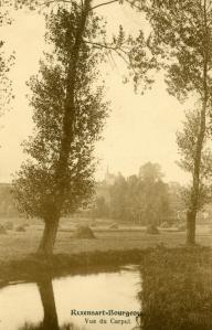 genval,vallée de la lasne,églises,carpu