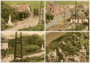 rixensart,gare,monuments,trains
