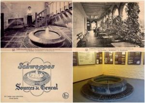 genval,source,musée de l'eau et de la fontaine,fontaine