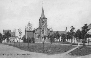 941. Eglise Saint-François-Xavier (Place Cardinal Mercier)c Monique D'haeyere.jpg