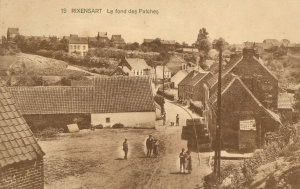 rixensart,fond du patch