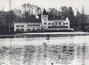 genval,lac de genval,schweppes,castel,château du lac