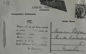 G44C 20140815C. Genval 15 août 1909 Collection Cercle d'Histoire de Rixensart (1).jpg