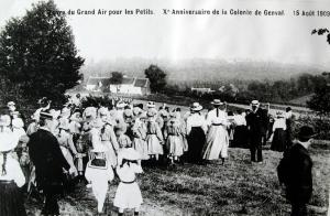 G44 20140815B. Genval 15 août 1909 Collection Cercle d'Histoire de Rixensart.jpg