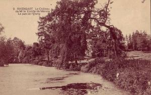 rixensart,château de rixensart,parc,merode,étangs