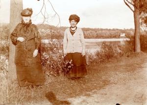 1093. vers 1910 Lac de Genval (arrière-plan L'Argentine).jpg